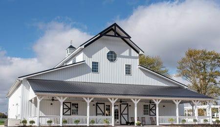 The Barn at Harts Grove