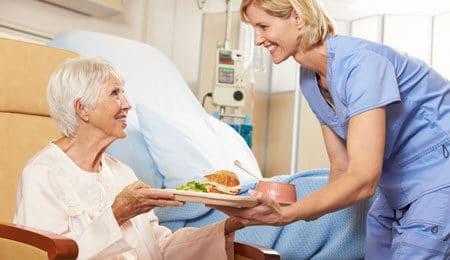 medical food service
