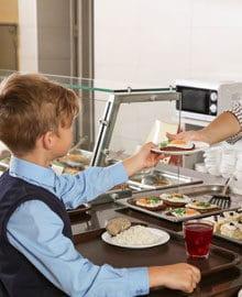 school catering