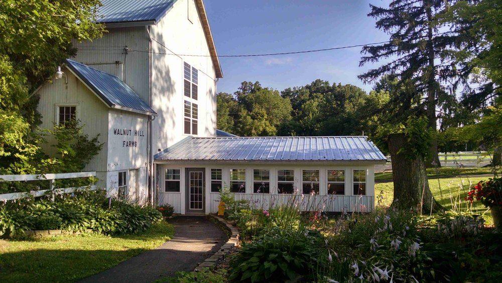 Jilbert Winery in Valley City, Ohio