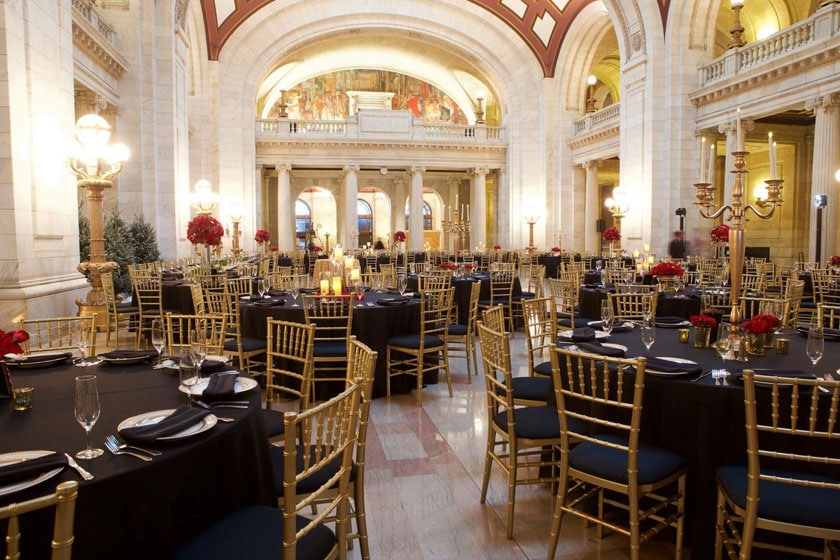 Weddings at Top Cleveland Area Venue