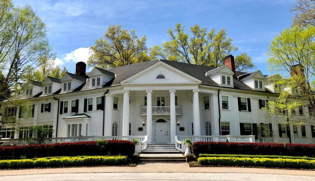 Mooreland Mansion Wedding Venue Ohio