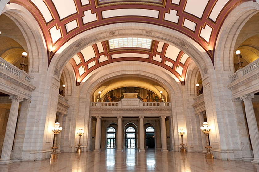 Cleveland Courthouse Corporate Venue