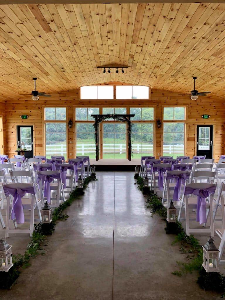 The Barns at Hart's Grove Wedding Venue
