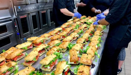 Cleveland Delivery Catering for All Tastes, from Meat-Free to Plant-Based